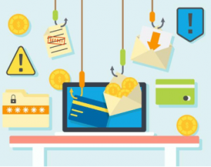 phishing scams aren't just limited to emails