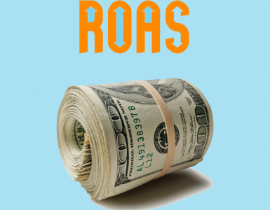 What is ROAS and how to calculate it? Wad of cash.