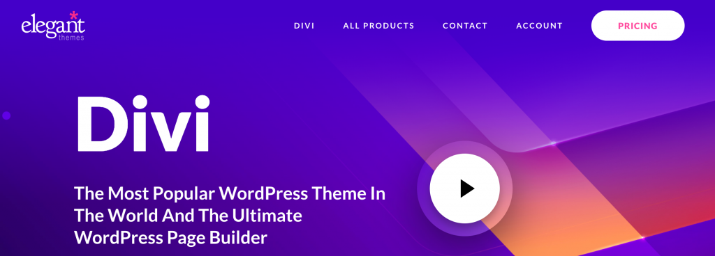 DiVi Page Builder Plugin - WP