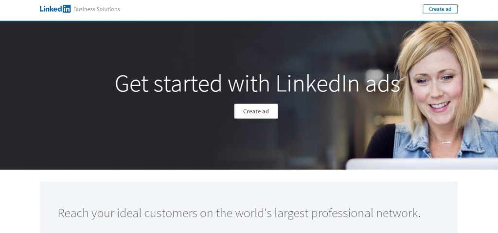 Linkedin Ads is the PPC network for professional networkers