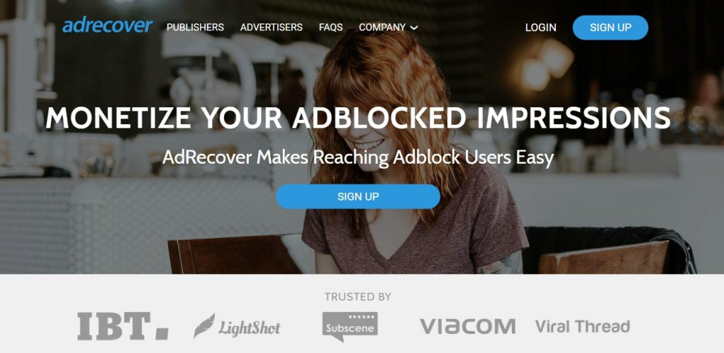 Beat ad blocks with AdRecover
