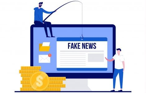 Fake news makes money from ad fraud