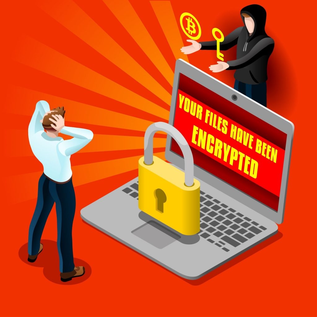 Ransomware is one of the fastest growing forms of cybercrime