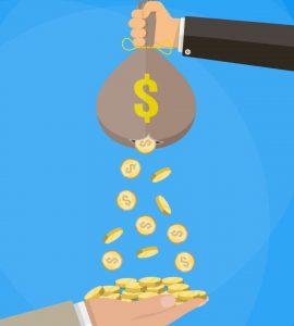 click fraud loses money via fraudulent ad clicking