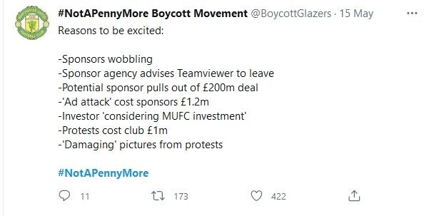 click fraud has cost man utd sponsors over £1.2 million so far