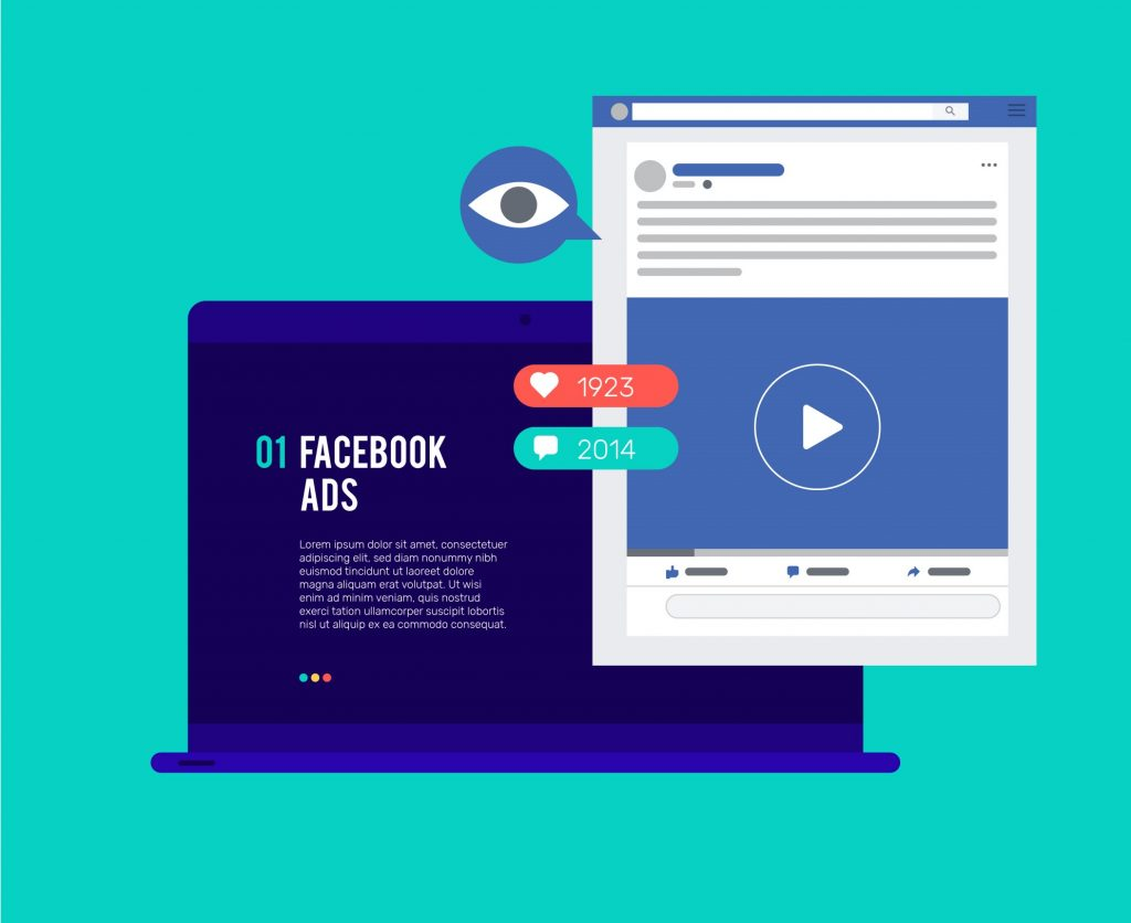 Ad impressions on Facebook - how many are genuine?