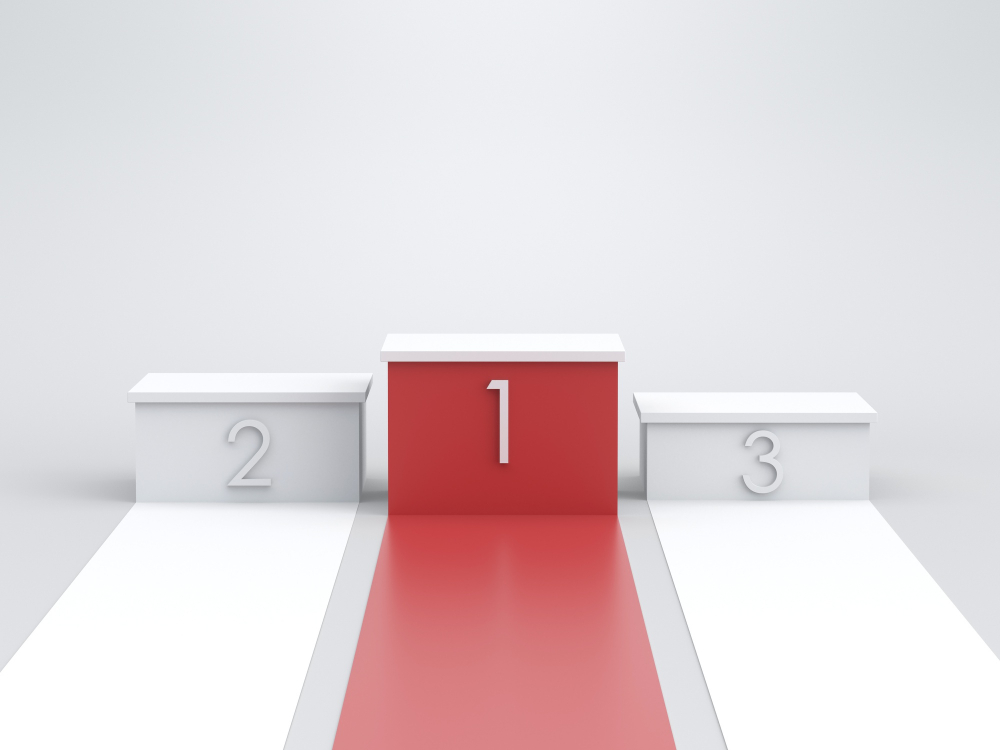Number one, or runners up? Define your position with your brand pillars...