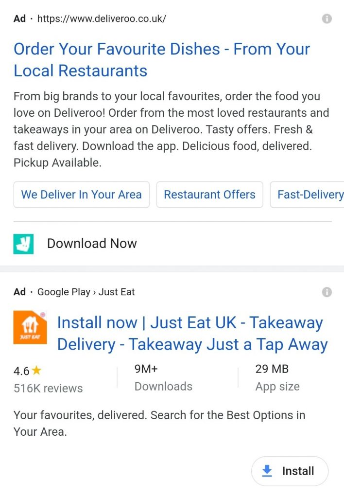 Get more app downloads by using Google Ads